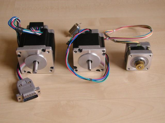 mc3 mk ii motor controller for telescope mounts with umi