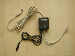 Combined USB interface cable