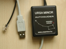 Ursa Minor Autoguider interface